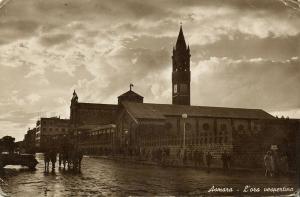 eritrea, ASMARA, L'Ora Vespertina (1930s) RPPC Postcard