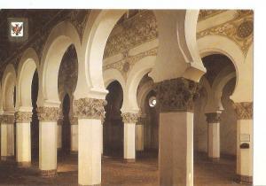 Postal 048190 : Toledo. Sinagoga Santa Maria La Blanca