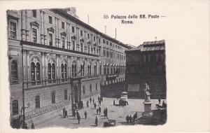 Palazzo Delle RR. Poste, ROMA (Lazio), Italy, 1900-1910s