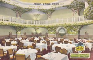 New York Buffalo Hotel Buffalo Arbor Dining Room