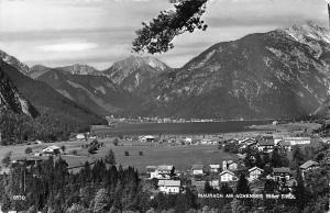 Austria Tirol Maurach am Achensee 958 m 1960