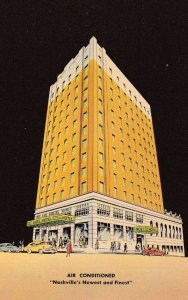 NASHVILLE , Tennessee , 1930-40s ; Noel Hotel