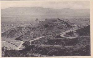 New Mexico Raton Double Horse Shoe Curve Scenic Highway Raton Pass Albertype