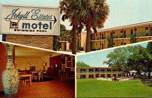 Georgia Jekyll Island The Jekyll Estates Motel