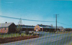 Virginia Waynesboro Deluxe Motor Court