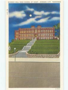 Linen HIGH SCHOOL SCENE Johnson City Tennessee TN E2306