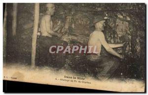 Postcard Old Mine Coal Mines to Slaughter Peak