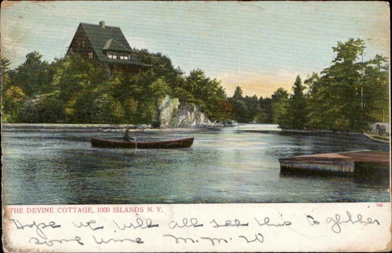 The Devine Cottage 1000 Islands New York