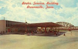 TX - Brownsville, Border Services Building