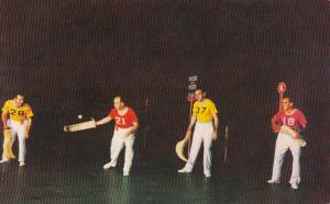 Jai Alai Players In Tijuana Mexico The World's Fastest Game