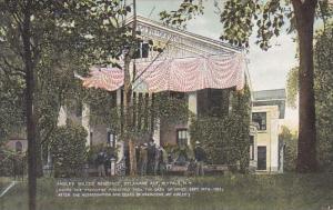 New York Buffalo Ansley Wilcox Ressidence 1908