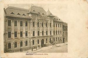 Romania Sibiu Hermannstadt Seminarul Andreian Academy
