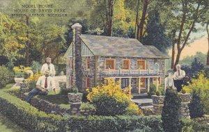 Model House, House Of David Park, Benton Harbor, Michigan, 1930-1940s
