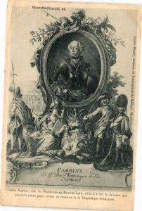 CPA MONTBÉLIARD - Carolys - Charles Eugéne duc de Wutenberg-MONTBÉLIARD (183096)