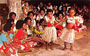 Fiji Young Dancers  Young Dancers