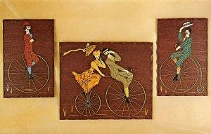 Craft Post Card Memory Laners - Big Wheel Studios of National Han...