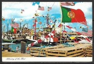 Rhode Island - Blessing Of The Fleet - [RI-056X]
