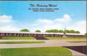 SC Greer Holiday Motel