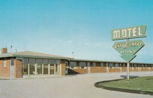 EDMONTON , Alberta , Canada ,1950-60s ; City Centre Motel