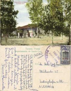 bolivia, SANTA CRUZ, Casa Quinta Cercanias (1910s) Antonio Velasco Franco