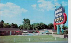 Mississippi Jackson Holiday Terrace Motel & Pool