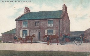 BUXTON, Derbyshire, England, 1900-10s ; The Cat and Fiddle