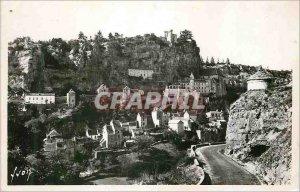 Postcard Modern Rocamadour (Lot) Generale for West Coast