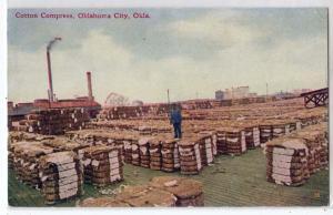 Cotton Compress, Oklahoma City OK