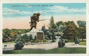MEMPHIS, Tennessee, 1931 ; Dough Boy Statue