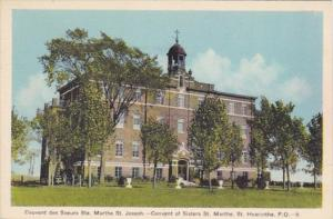 Canada St Hyacinthe Convent Of Sisters Ste Marthe