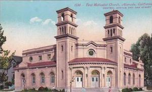 California Alameda First Methodist Church