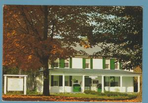 Constitution House Postcard Windsor, Vermont