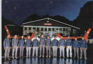 HELI-LINTH Helicopters & Crews , 80-90s