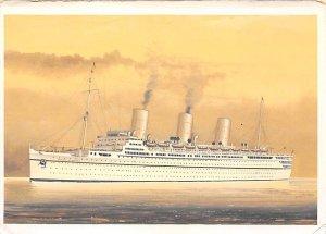 Empress of Britain Canadian Pacific Ship Unused