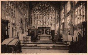 Holy Trinity Church,Stratford-on-Avion,England,UK