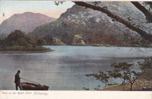 KILLARNEY, Kerry, Ireland; View of the Upper Lake, Row boat, 00-10s