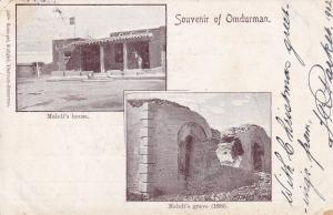 Omdurman Sudan Old 1902 Postcard