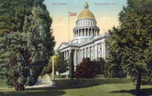 The Capitol - Sacramento, CA