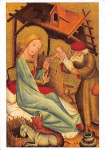Meister Bertram The Holy Family, Die Heilige Familie