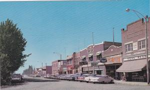 Main Street , OLDS , Alberta , Canada , 50-60s