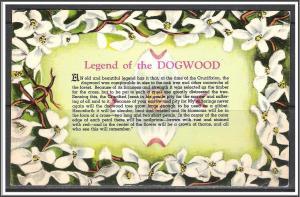 Legend Of The Dogwood - [MX-135]