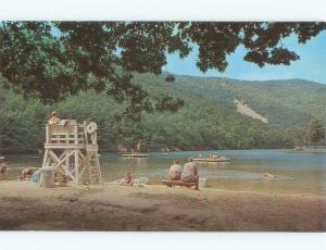 Pre-1980 LIFEGUARD CHAIR Sherando & Lyndhurst By Waynesboro Staunton VA d7138@