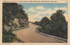 Tennessee Chattanooga Across Lookout Mountain