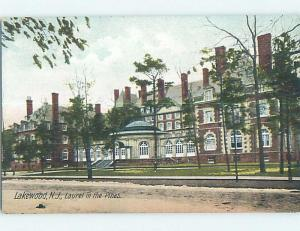 Pre-1907 BUILDING Lakewood New Jersey NJ A0462