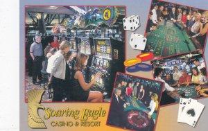 Soaring Eagle Casino , Michigan , 80-90s