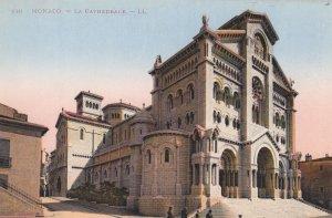 MONACO, 1900-1910s : La Cathedrale