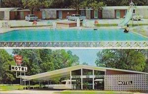 Georgia Perry Heart of Perry Motel and Swimming Pool