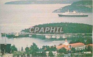 Modern Postcard Seychelles The Royal Cove