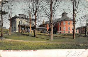 Massachusetts   Worcester     Memorial Hospital