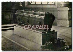 Modern Postcard Paris Invalides the Sarcophagus of King of Rome